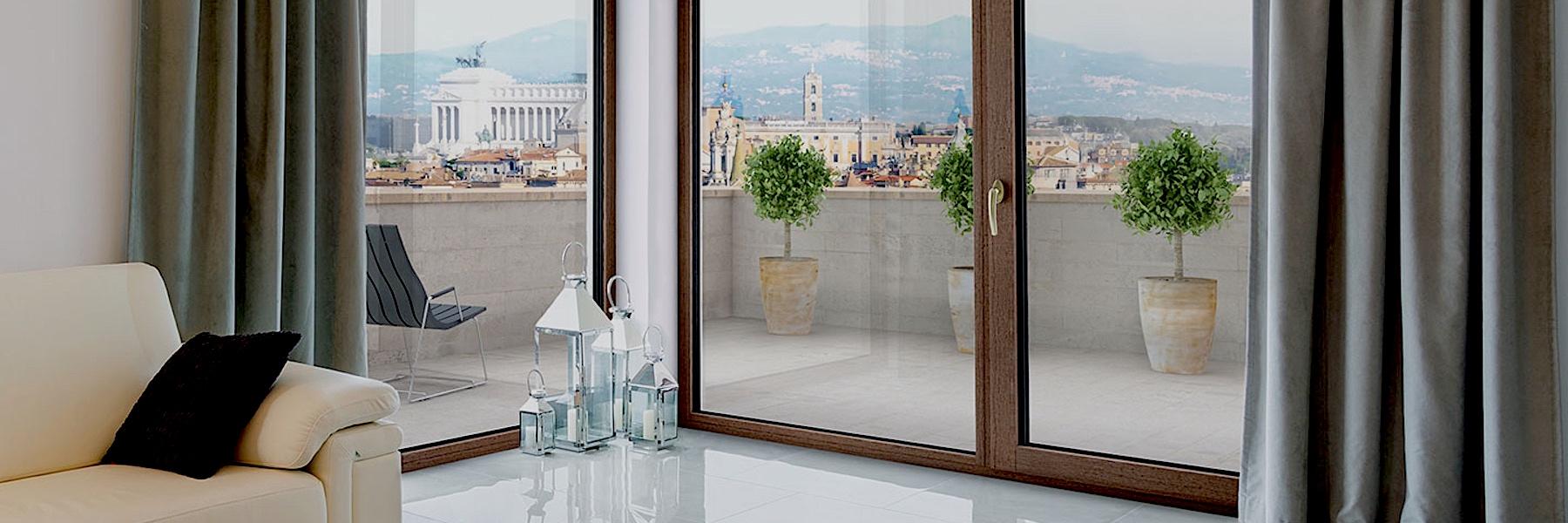 Finestre in alluminio vivi italia srl - Finestre legno italia ...