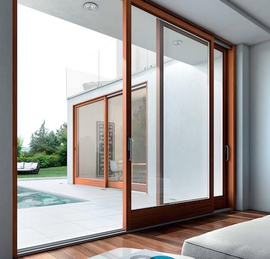 Finestre in legno e legno alluminio vivi italia srl - Finestre legno italia ...